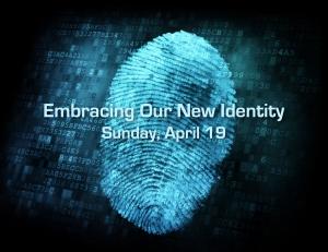 New Identity Slide