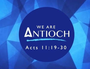 We Are Antioch Graphic