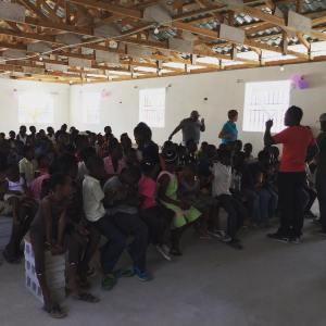 Haiti Team