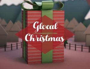 Glocal Christmas Graphic