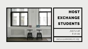 Host Exchange Students copy